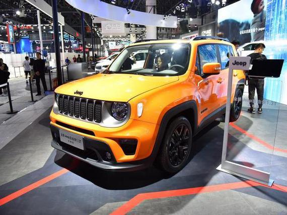 Jeep新款自由侠上市 售12.98-18.98万