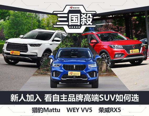 自主品牌高端SUV如何选