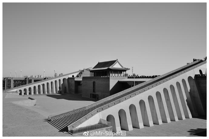 北塘古镇与双垒炮台