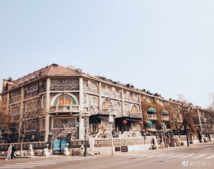 中西合璧的天津特色建筑