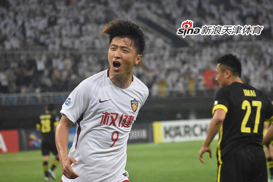 2019年3月5日 亚冠 庆南FCvs山东鲁能 比赛视频