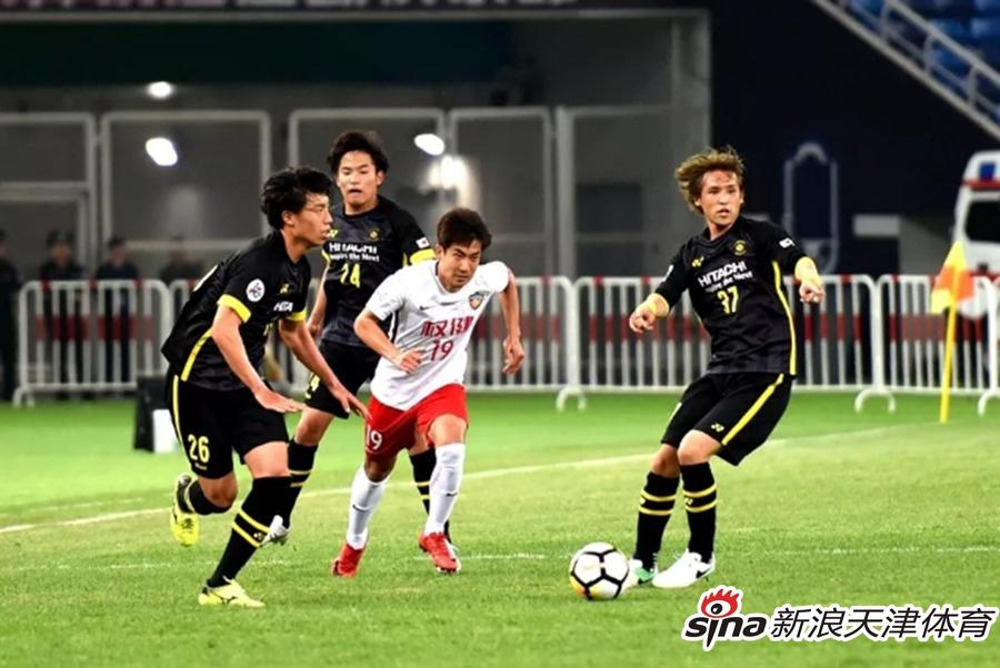 2019年2月19日 亚冠 山东鲁能vs河内 比赛视频