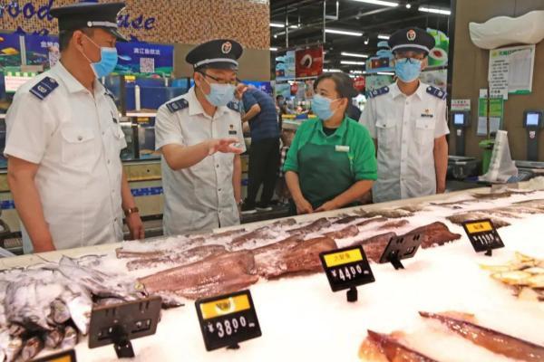 遂宁紧急倡议:冰鲜海鲜市场实施封闭式管理