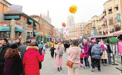 春节黄金周天津接待游客近520万人次