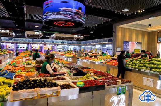 走向我们的小康生活|小小菜市场的变迁,承载的是百姓生活的舒心与惬意