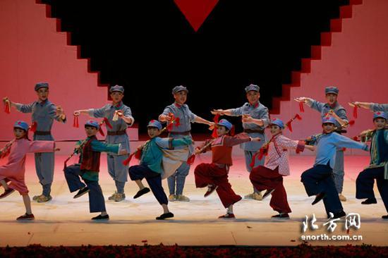 《望红台》参加第九届中国曲艺节