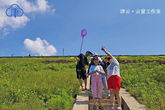 蓟州郭家沟景区被称为亲子游胜地