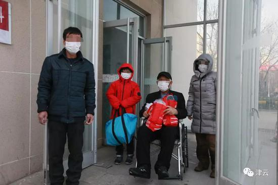 这里有特别治愈的好消息!3名儿科病例全出院了!