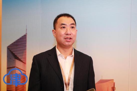 """大有空间郑雄同:带着300亿的项目来 天津高质量营商环境是""""真爱"""""""