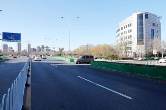 天津这条路段通行有变
