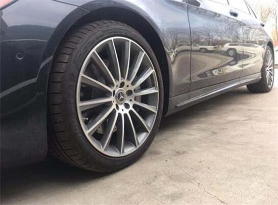 18款奔驰S560新款图片参数及报价多少钱