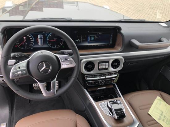 奔驰G350报价2019款奔驰G350现车价格