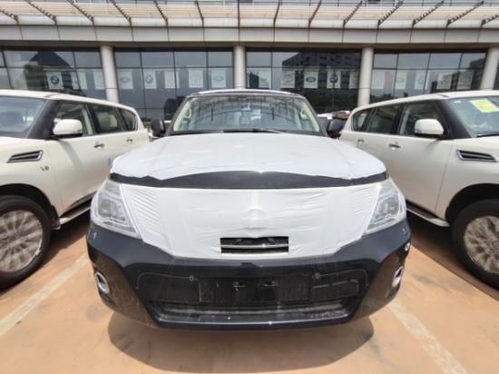 19款日产途乐Y62原装进口现车优惠促销