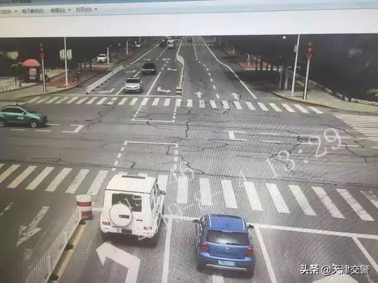 天津這個司機一次記19分 只因他當著交警面……
