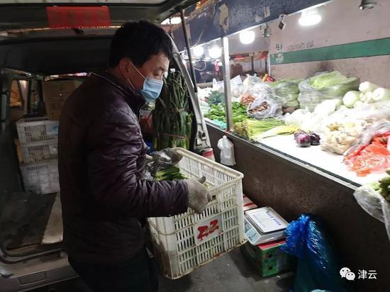 大白菜3元/斤?这就带你逛逛津城菜市场