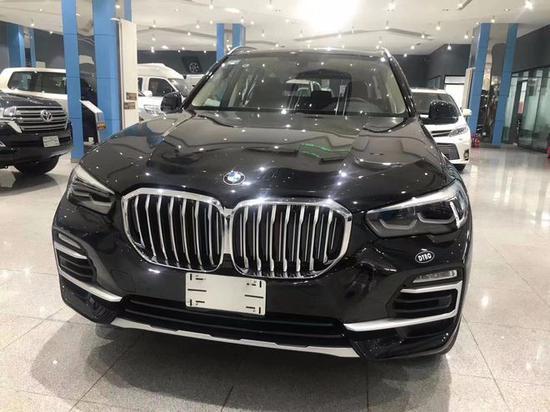 2020款宝马X5国五清仓降价处理进口SUV
