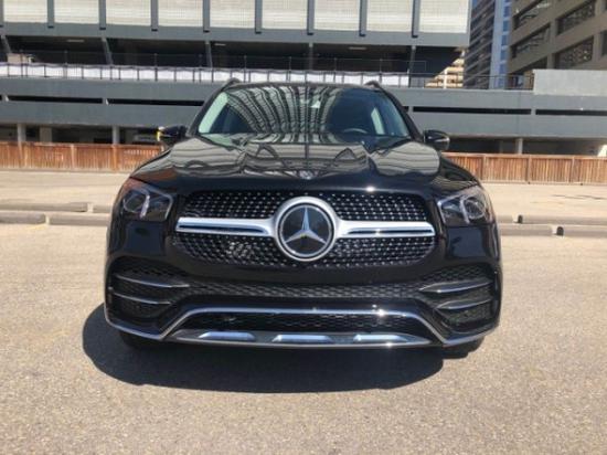 2020款奔驰GLE450国六预售更显豪华质感