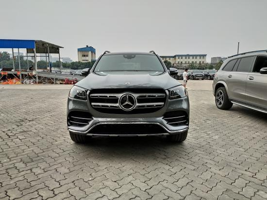2021款奔驰GLS450配置 现车价格更优惠