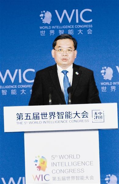 天津市工业和信息化局党组书记、局长尹继辉