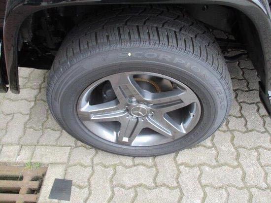 17款奔驰G63越野之王 特惠价格机会难得高清图片