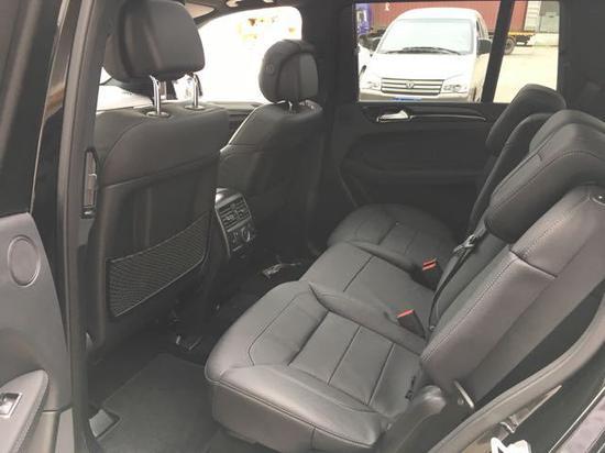 18款奔驰GLS450豪华配置性能优先体验