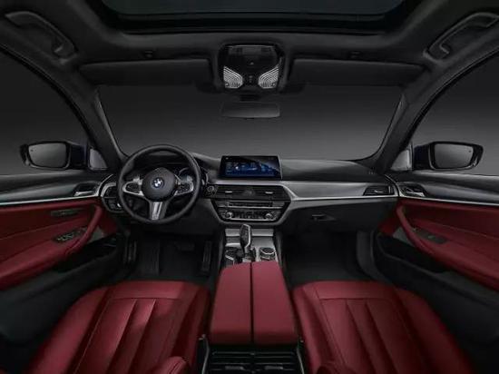 全新一代BMW5系Li厂商建议零售价: