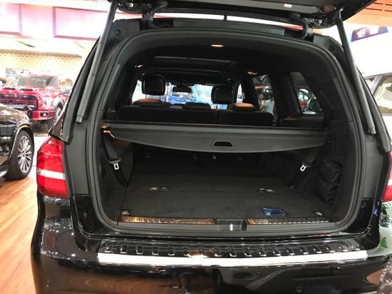 2018款奔驰GLS450高端商务越野SUV天津现车最新报价