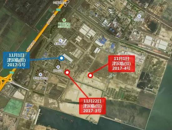 ●天津临港投资开发有限公司以底价5640万元买获一宗位于滨海临港经济区的商服用地;