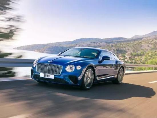 18款宾利欧陆GT轿跑 豪门座驾享人生巅峰