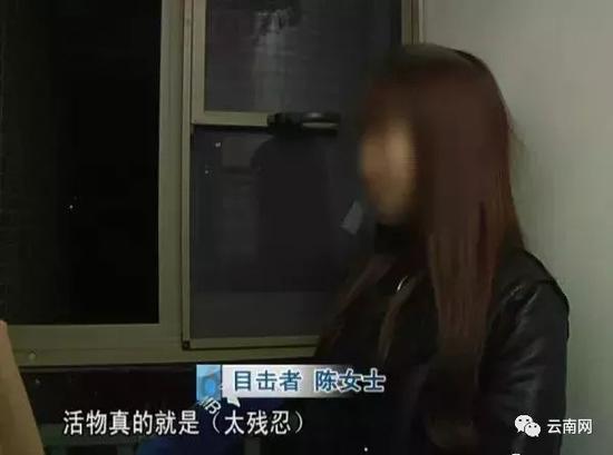 11月6日,云南网记者走访了该小区。