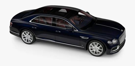 21款宾利飞驰v8首发版即将到港购车有礼
