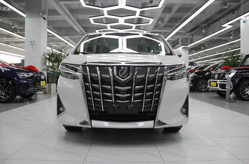 2020款丰田埃尔法国六价格 进口商务MPV