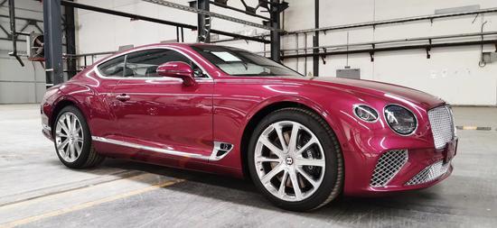 2020款宾利欧陆GT现车售价配置丰富热销