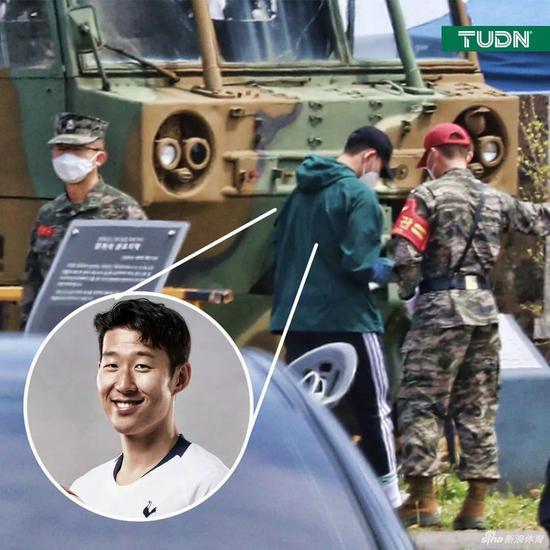 孙兴慜接受短期军事训练 你是否又想起了同样免服兵役的他?