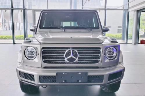 19款奔驰G500优惠万元外观经典性能卓越