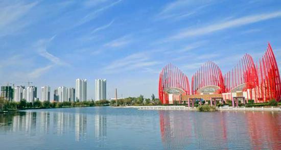 海河故道公园