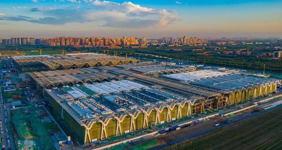 天津津南:中国北方国际会展城