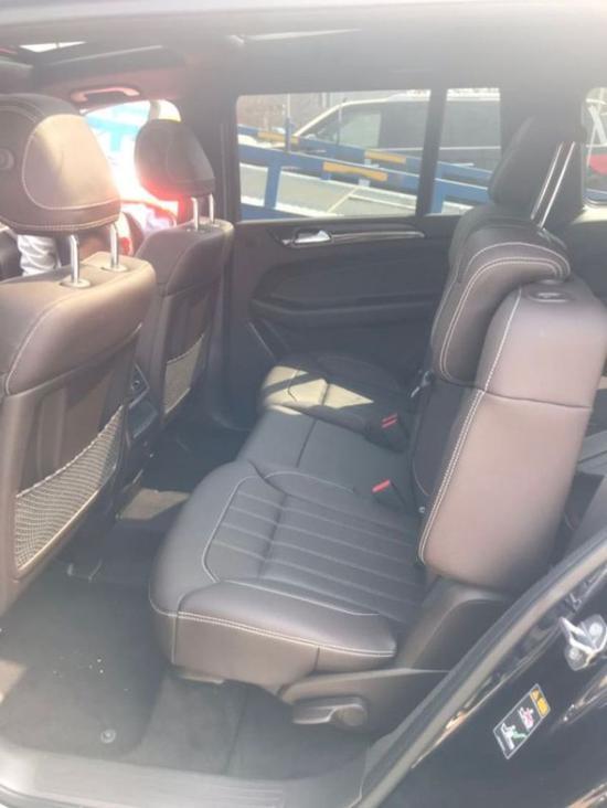 奔驰GLS450美规版优惠最高达8万提现车
