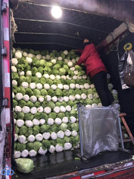 【津云关注】实地探访天津市区多个市场 蔬菜水果供应充足价格平稳
