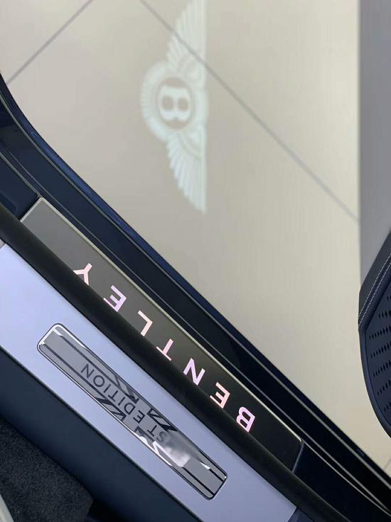 20款宾利飞驰首发限量版6.0 W12 再升级