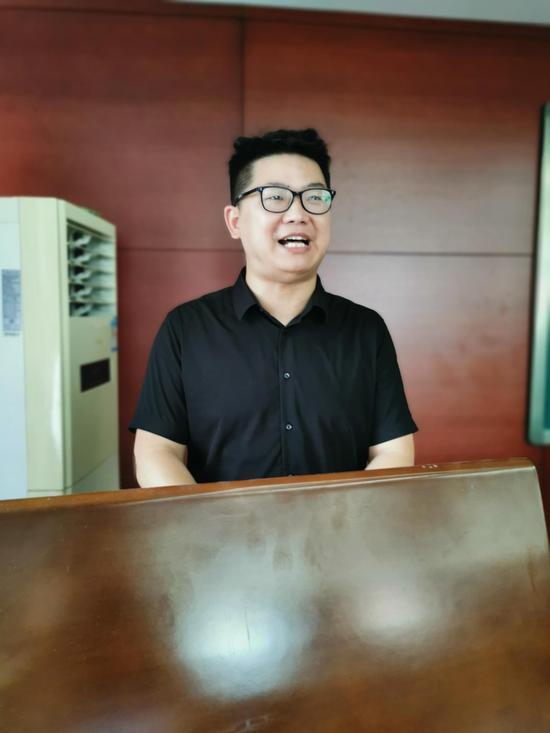 师中师创始人范锦伟校长