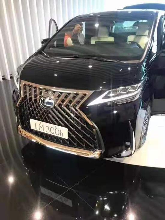 2020款雷克萨斯LM300商务车是成功人选择