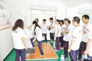 红桥健身科技健身中心