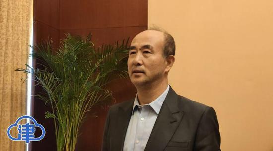 克诺尔(中国)公司中国区总经理韩竹钧