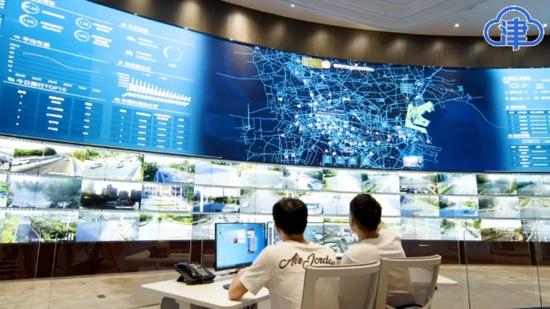 天津道路交通管理迈进智慧时代 交通健康指数持续多年在大城市中保持领先