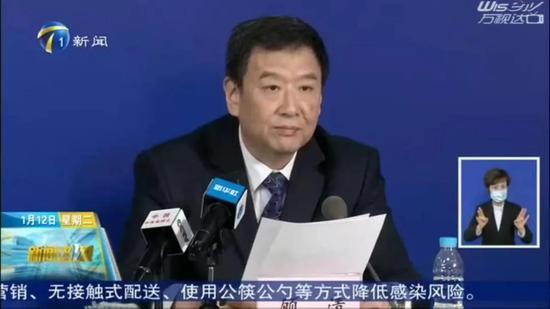 天津市卫生健康委副主任、市疾病预防控制中心主任顾清