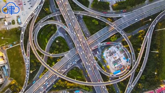 天津道路交通管理迈进智慧时代 交通健康指数持续