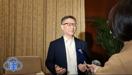 瑞士欧瑞康集团中国区总裁王军