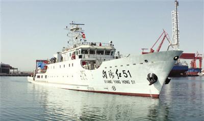 5月两艘船舶相继出海试航 港船重工造船生产按下快进键