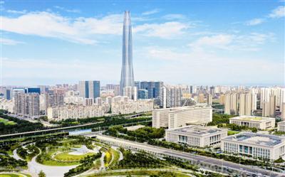 天津周大福金融中心获权威认证 世界第七高 北方第一高